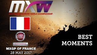 Fiat Professional MXGP of France 2017 WMX Best Moments