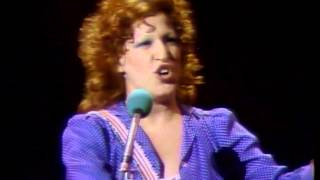 bette midler show live at last 1976 cleveland oh full show
