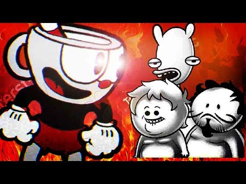 Thumbnail: Cuphead gameplay: It's not easy.