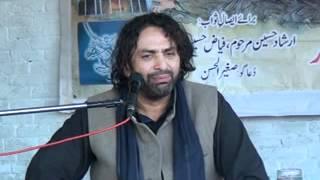13_muharram ,imam bargah Qasar_e_Abass , 2011,,,Allama Nasir abass of Moltan 3