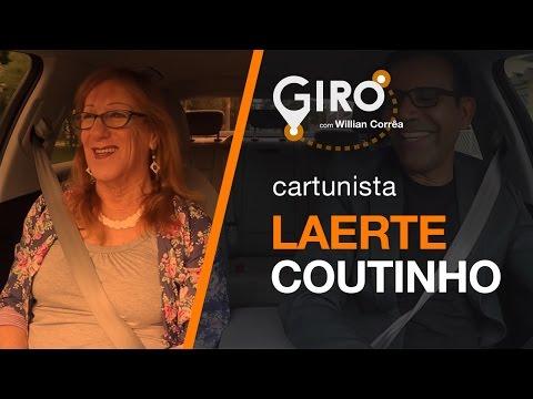 Giro Com Willian Corrêa | Laerte, Cartunista. #38