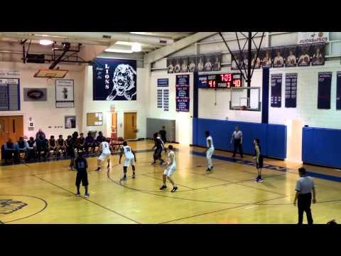 Winston Salem Christian Lions vs Statesville Christian School Lions 11/24/2015