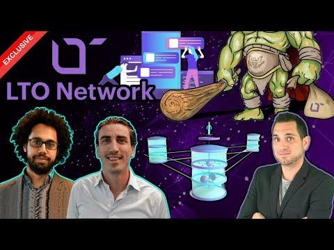 LTO Network: Hybrid Blockchain for Decentralized Workflows: LIVE Mainnet! $LTO
