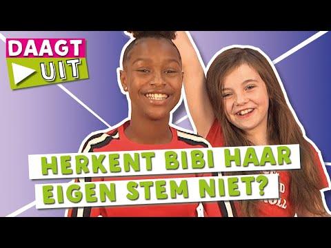 KYMORA & BIBI RADEN STEMMEN VAN YOUTUBERS | TINA DAAGT UIT #22 | TinaTV