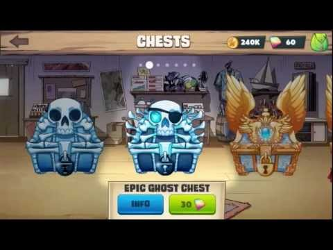 Mino Monsters 2 Halloween Event Skull Island (Gameplay, Walkthrough, Cheats, Tips and guides, 뭐시여이게)