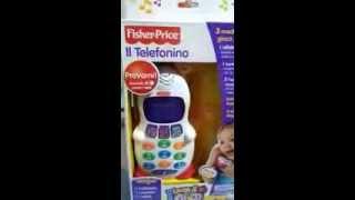 Fisher Price il Telefonino