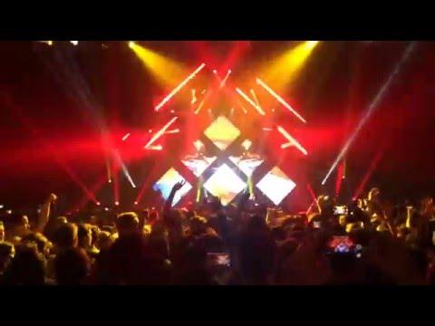 KYGO @ Cloud Nine Tour Barcelona - Sexual Healing (KYGO Remix)
