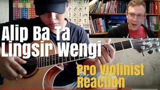Alip Ba Ta, Lingsir Wengi, Pro Violinist Reaction (and Detective)