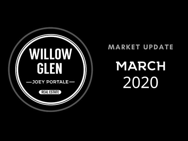 Willow Glen Market Update: March 2020