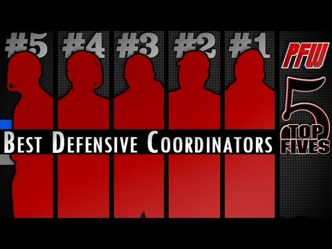 Who is the best defensive coordinator in the NFL?