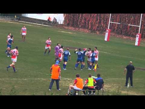 Split Croatia Rugby between Republic of Croatia and State of Israel 7-11-14