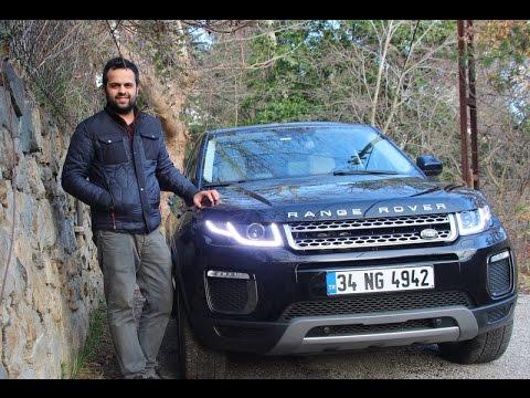 Test - Range Rover Evoque 2.0 Lt Dizel