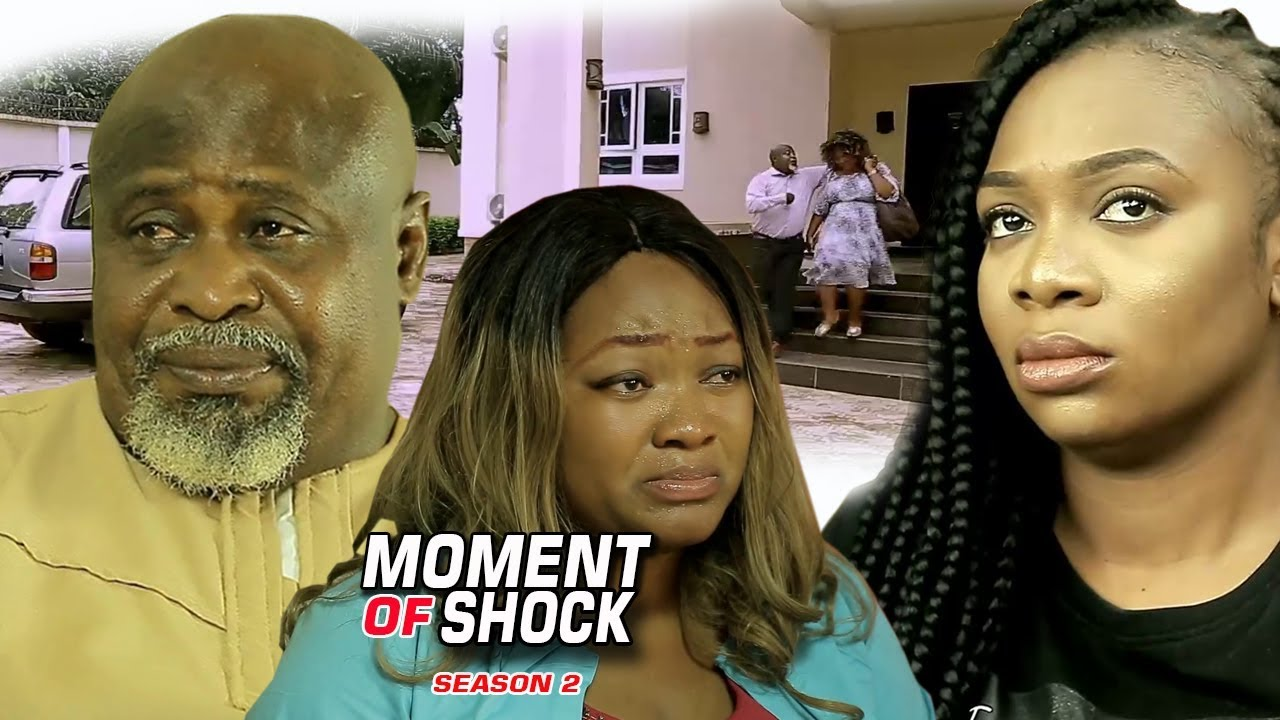 Download Moment Of Shock Season 2 - (New Movie) 2018 Latest Nigerian Nollywood Movie Full HD