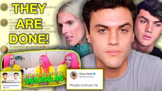 DOLAN TWINS KICK JEFFREE STAR OUT OF THEIR LIVES | Ethan and Grayson Speak Out!