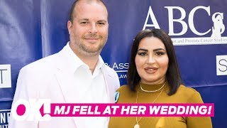 Epic Fall, Ripped Dress And More: Inside Mercedes 'MJ' Javid's Wedding Disaster!