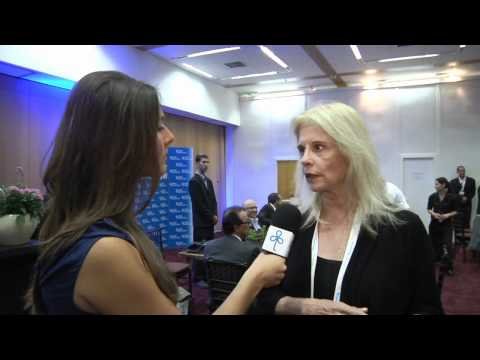 An Interview with Smadar Perry of Yediot Ahronoth, Israeli Presidential Conference 2012