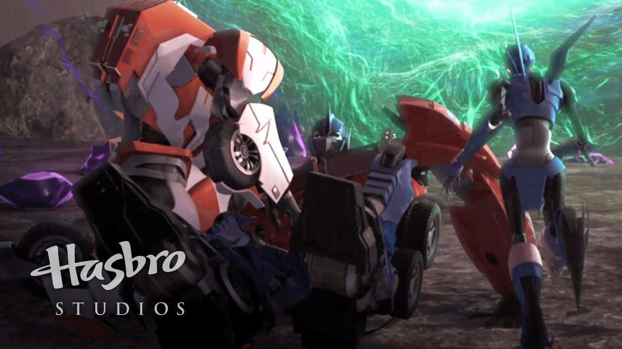 Transformers Prime - Optimus's Rescue