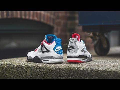 "Air Jordan 4 Retro SE ""What The"": Review & On-Feet"