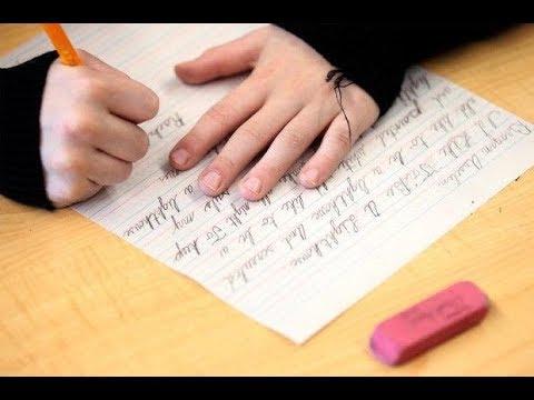 Handwritten letters spark 'element of joy' in digital age