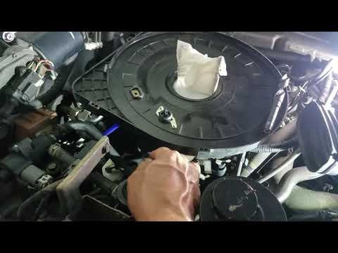 1997 Nissan Pick Up Air Temperature Sensor Upgrade