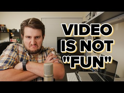 Is video production a fun career?