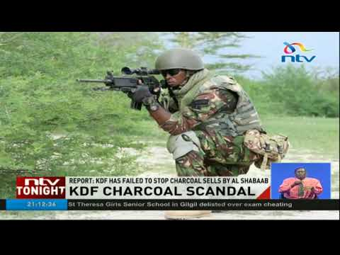 KDF has failed to stop charcoal sells by Al Shabaab