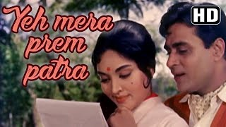 Download lagu Ye Mera Prem Patra | Rajendra Kumar | Vyjayanthimala | Sangam | Bollywood Evergreen Songs | Rafi