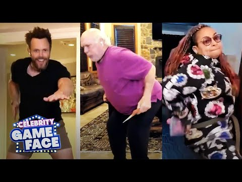6 Times Celebrities Bust Out Funny Dance Moves | Celebrity Game Face | E!