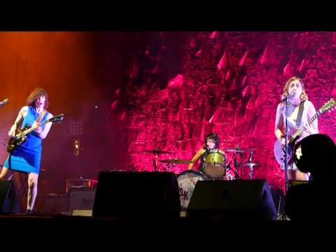 Sleater-Kinney - Words and Guitar - Pitchfork Music Festival mp3