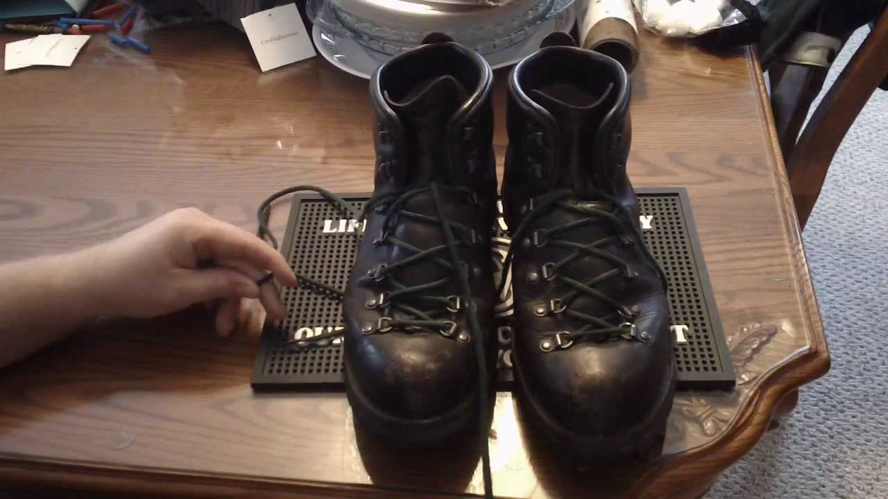 Danner Mountain Light Hiking Boot Review - YouTube