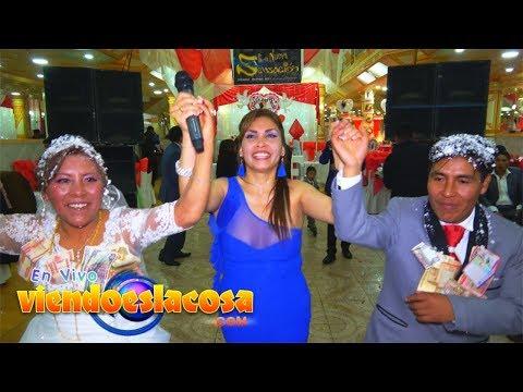 VIDEO: BODA LEANDRO Y ROXANA - MIX CUMBIAS BAILABLES (en VIVO)