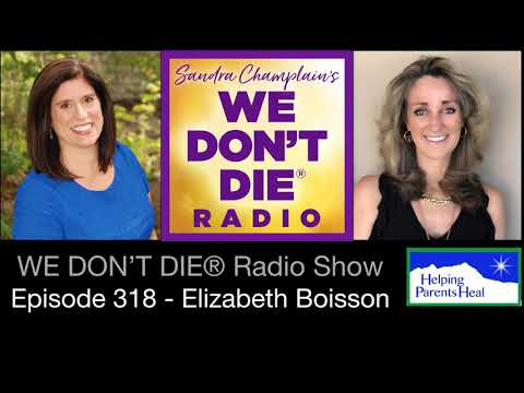 Episode 318 Elizabeth Boisson - Present And Co-Founder Of Helping Parents Heal