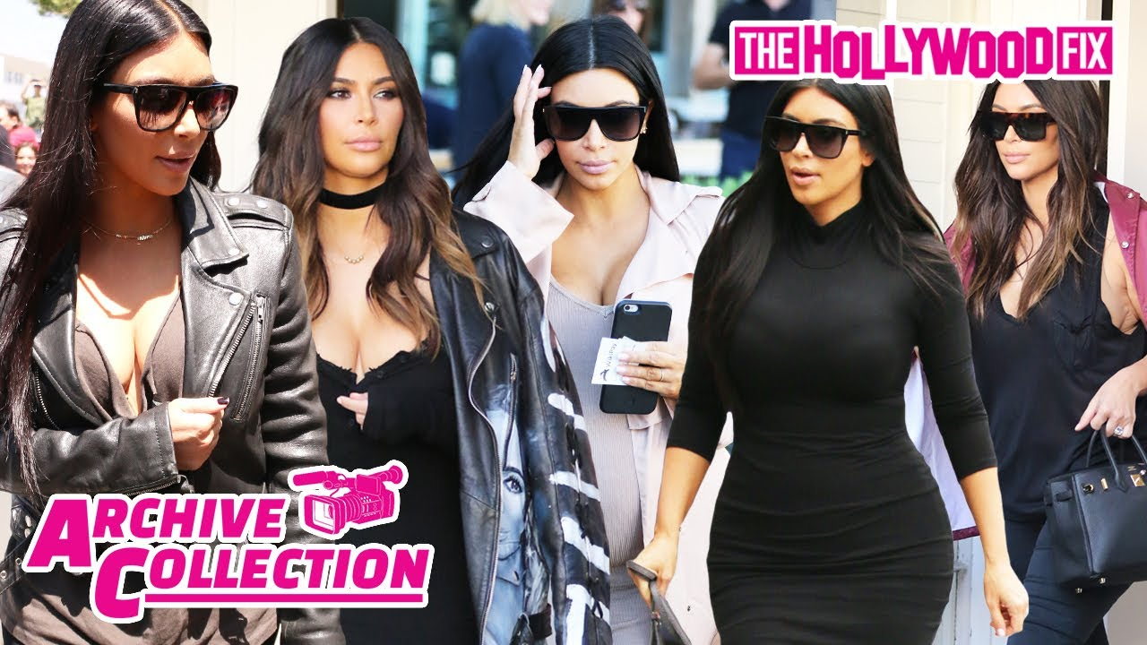 Kim Kardashian Archive Collection: The Ultimate Hollywood Fix Paparazzi Video Mega Mix 12.1.20