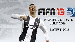 FIFA 13 PC Latest Transfer Update July 2018 Download-Mediafire Link Career Mode Working