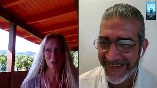 Lisa T Brown & Todd Medina on Soulogy5D - Special Lion's Gate Event 8-8-2018