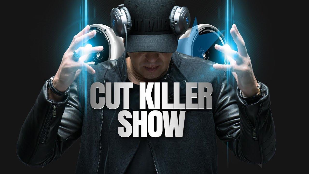Cut Killer Show avec Aazar & DJ LBR en live !