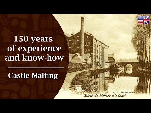 150 years of experience and know-how | Castle Malting