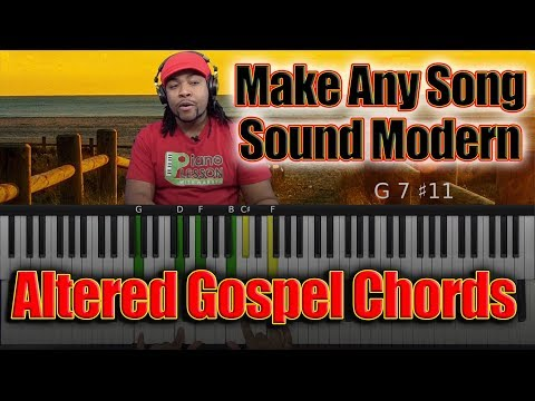 #93: How To Make Any Gospel Song/Hymn Sound Modern