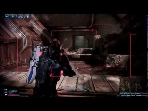 Mass Effect 3 - Soloing Platinum (Destroyer) [1080p]
