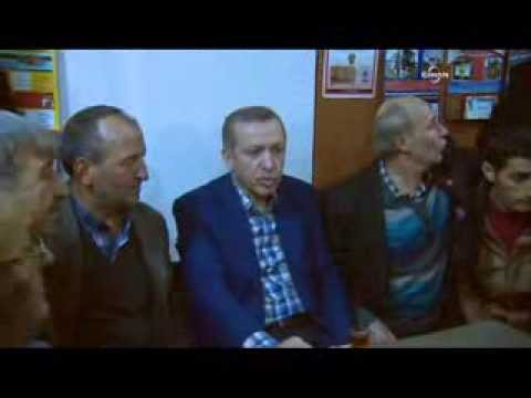 Erdoğan, Keşan'da vatandaşlarla sohbet etti