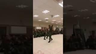Лезгинка в Армии Обороны Израиля