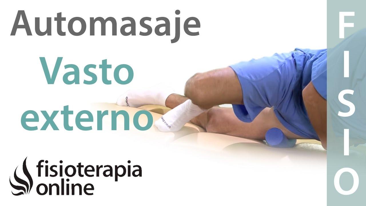 En piernas la lado las dolor externo pantorrilla de
