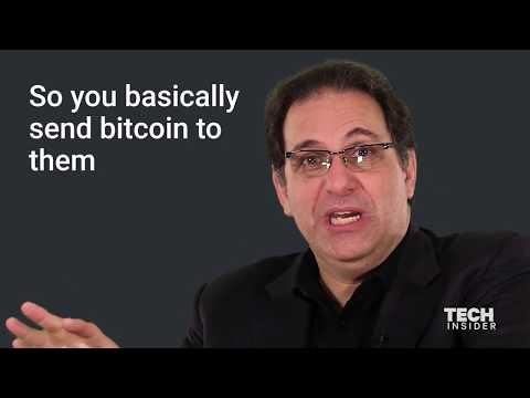 Kevin Mitnick Suggests Using Bitcoin Mixers.