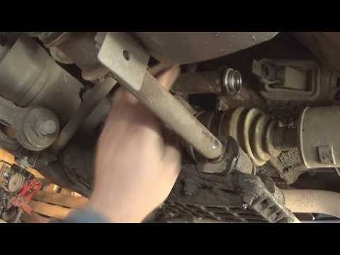Ремонт рабочего цилиндра сцепления Нива Шевроле (рем.ком)