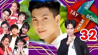 ĐÔNG TÂY NAM BẮC | TẬP 32 | Hotboy Tuấn Kiệt THE FACE đẹp 'khó cưỡng' tung hoành đất khách 😍
