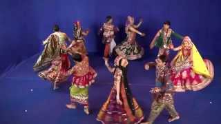 how to learn online traditional dance Garba(24 steps dvd): Egarba Tutorial with Irfan: Tran Tali