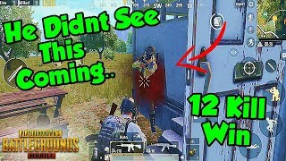 The Surprise Attack.. 😂 (PubG Mobile #8)