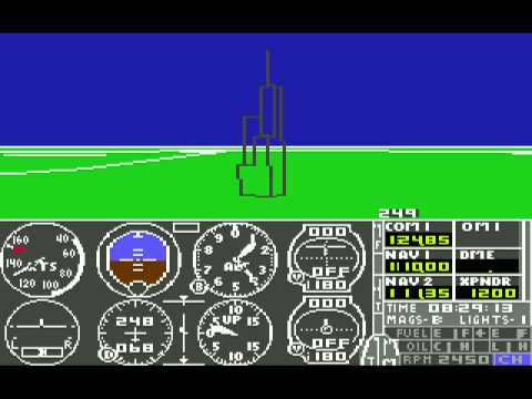 c64 space shuttle simulator - photo #2