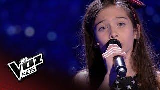 """Melani gana La Voz Kids: """"Nessun Dorma"""" – Final – La Voz Kids 2018"""