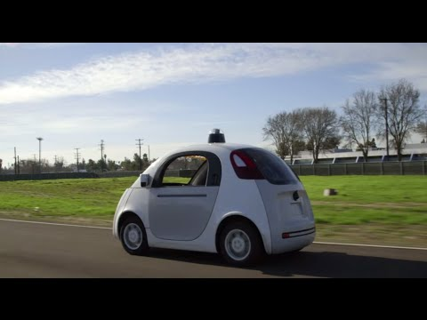 Google's Self-Drive Cars To Hit Streets In 2015